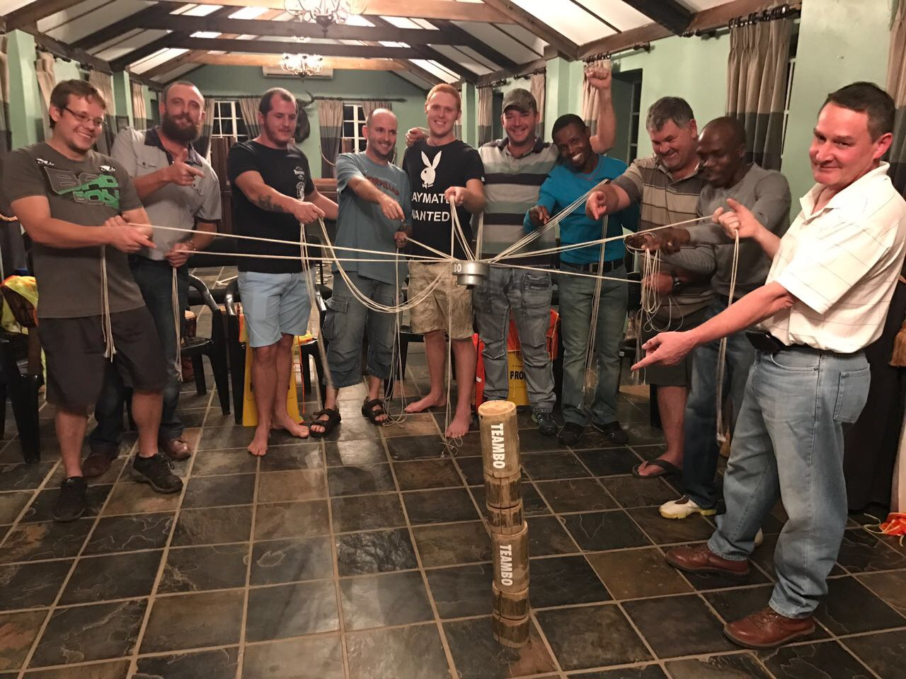 Sa Truck Bodies Maintenance Team Outcome Based Activities And Drumming Teambo